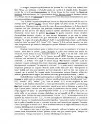 Exemple De Corpus Sur La Poésie - Exemple de Groupes