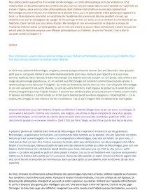 dissertation voltaire micromégas