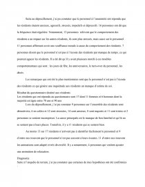Icaf Bts Esf Rapport De Stage Yasminaa34080