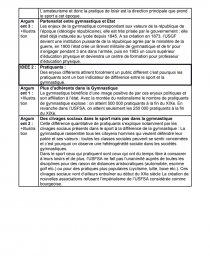 dissertation histoire du sport staps