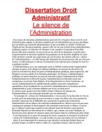 les juridictions administratives spécialisées dissertation