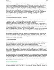 Commerce Et Expansion Coloniale Dissertation Sandran Sur La Revolution Industrielle