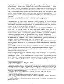 dissertation la place de la lexmercatoria