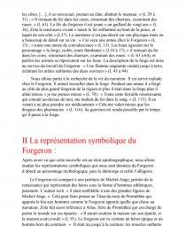 dissertation zola le forgeron