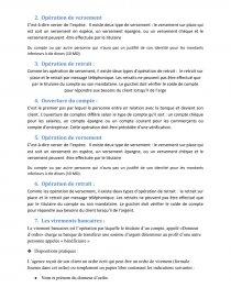 Stb Banque Rapport De Stage Hachem Mzoughui